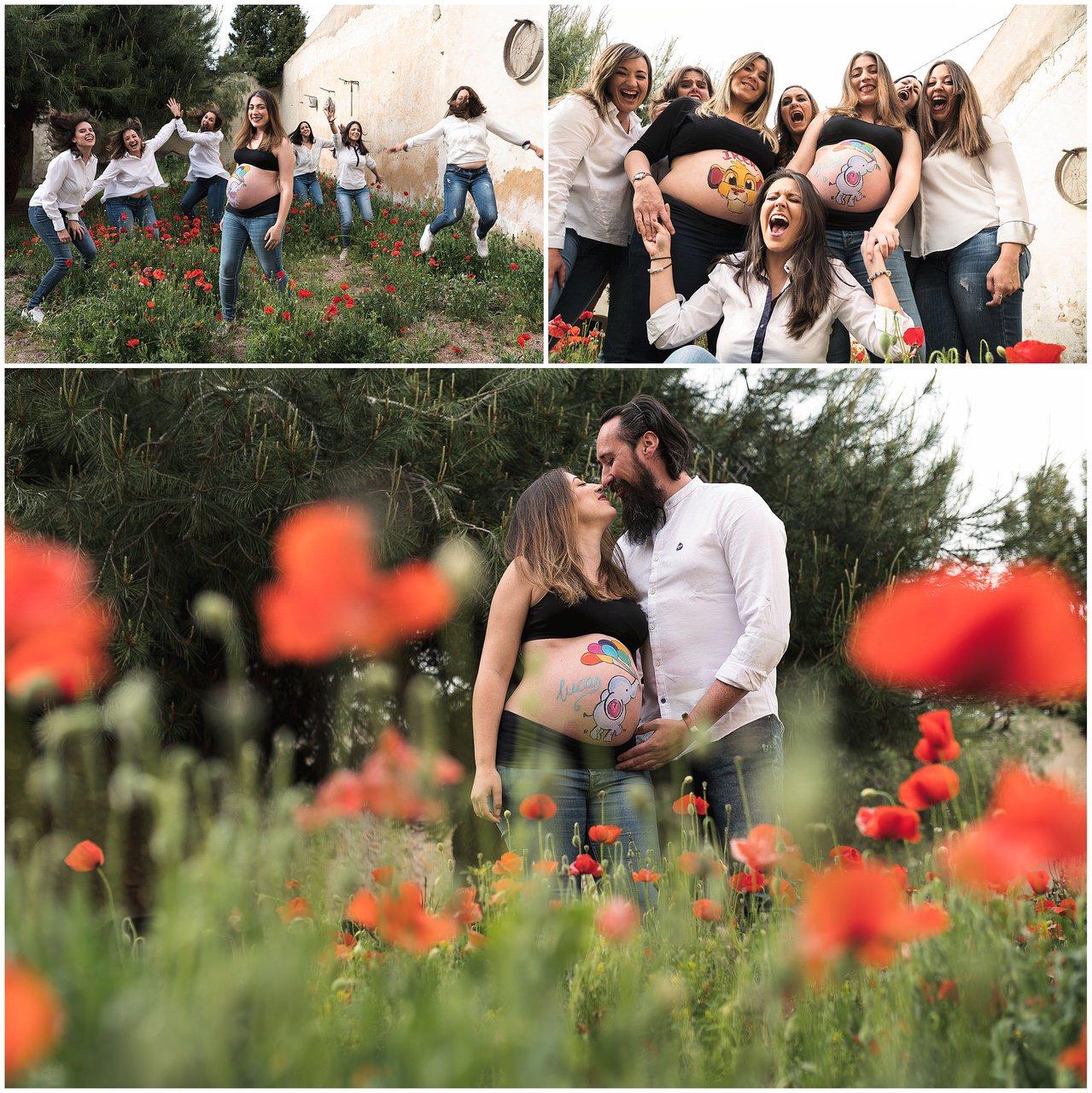 fotografo de bodas en alcoy, sesion familiar en monovar1